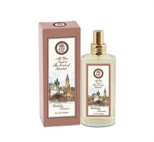 Galata Tower 150 ml Eau De Cologne - Cam Şişe