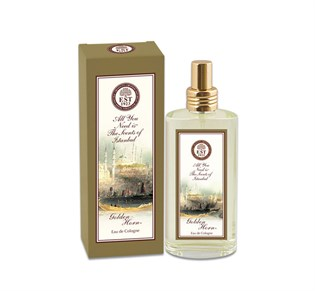 Golden Horn 150 ml Eau De Cologne - Cam Şişe