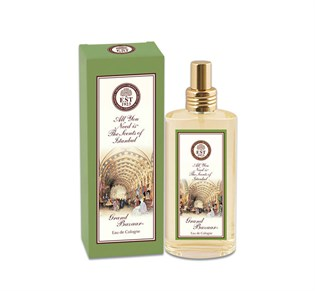 Grand Bazaar 150 ml Eau De Cologne - Cam Şişe